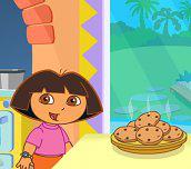 Hra - Dora vaří