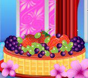 Hra - FruitCakeDecoration