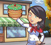 Hra - Babiččina pekárna