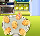 Hra - Cukrovésušenky