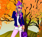 Hra - Podzimvparku