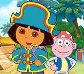 Pirátka Dora