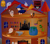 Hra - HalloweenHouseMakeover2