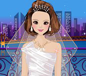 Hra - Modern Bride Dress Up
