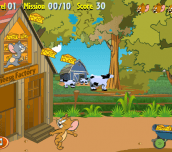 Hra - Tom and Jerry in Super Cheese Bounce!