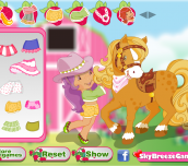 Hra - Strawberry's Pony Caring