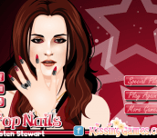 Hra - Top Nails with Kristen Stewart
