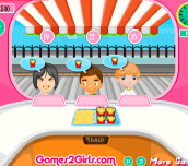 Hra - Kids Food Shop