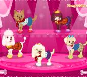 Hra - CelebrityDogDressUp