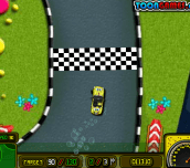 Hra - SpongebobSpeedCarRacing
