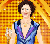 Hra - Famous Singer Harry Styles Facial