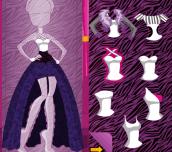 Hra - Vampire Fashion Designer