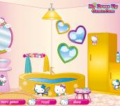 Hra - Hello Kitty Bathroom