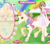 Hra - UnicornCaring
