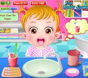Hra - Baby Hazel Brushing Time