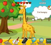 Hra - Dora Care Baby Giraffe