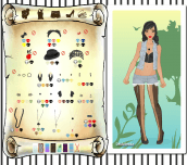 Hra - Rebel Girl Dress Up and Design