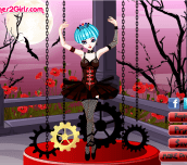 Hra - GothicBallerina