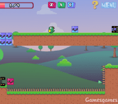 Hra - DinoShift