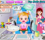 Hra - Baby Hazel Dental Care