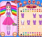 Hra - Candy Doll Creator