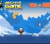 Hra - TomandJerryIceJump