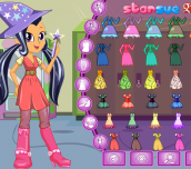Hra - EquestriaGirlsTrixieLulamoon
