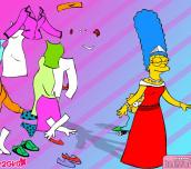 Hra - Marge Simpson