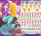 Hra - Mermaid Doll Creator