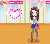 Cute Bow Dress Up Game