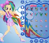 Hra - Miss Loyalty Rainbow Dash