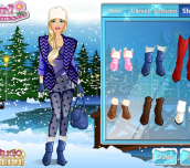 Hra - FashionStudioWinterOutfit