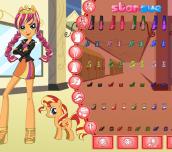 Hra - My Little Pony Equestria Girls Sunset Shimmer