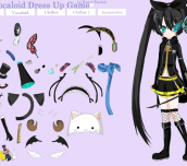 Vocaloid Dress Up Game