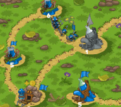 Hra - AntsWarriorsDefense