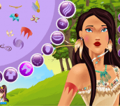 Hra - Princess Pocahontas Nobel Makeover