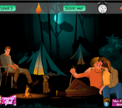 Hra - CampfireKissing