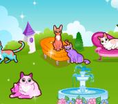 Hra - KittenVillage