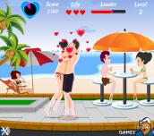 Hra - Vanessa Beach Kiss