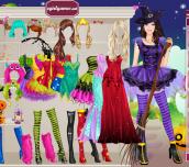 Hra - HalloweenBarbie