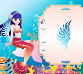 Hra - TheMermaidPrincessDressUp