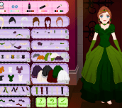 Hra - Vampire Dress Up