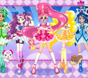 Hra - Pretty Cure 1
