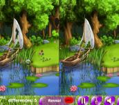 Hra - NaturalArt5Differences