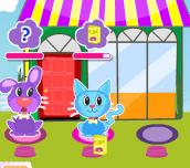 Hra - Bouncy Kitten Care