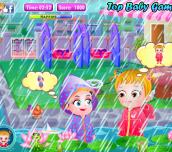 Hra - Baby Hazel First Rain