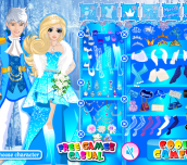 Hra - Elsa And Jack Love Date