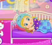 Hra - Barbie'sBabyBedtime