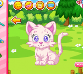 Hra - Pet Stars: Dazzling Kitty
