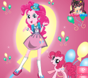 Hra - My Little Pony Pinkie Pie Party Time